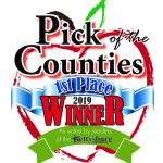 Adams County Pick of the Counties 1st Place award
