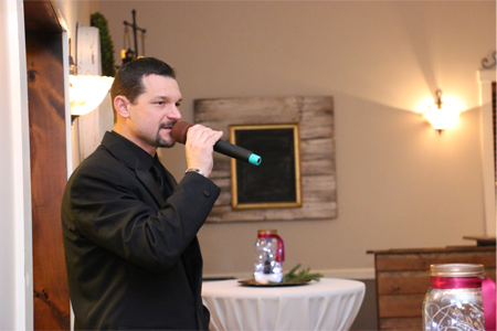 Steve Smith - Frederick MD DJ, Introducing Wedding Party