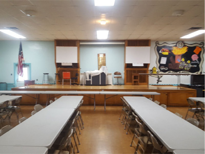 Union Fire Hall Before Picture